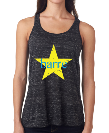Barre Star Tank