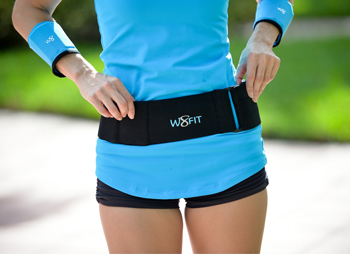 Weighted Adjustable Belt - belt only