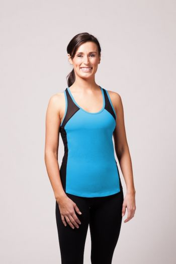 Thin Tank - Turquoise
